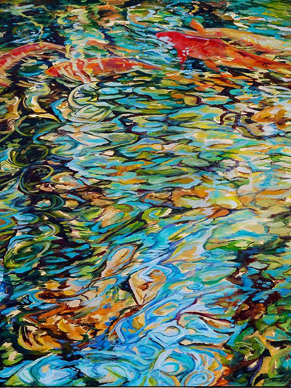 painting by Karen Watson-Newlin