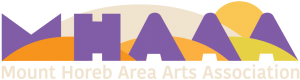 MHAAA Mount Horeb Area Arts Association logo