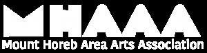 MHAAA Mount Horeb Area Arts Association logo