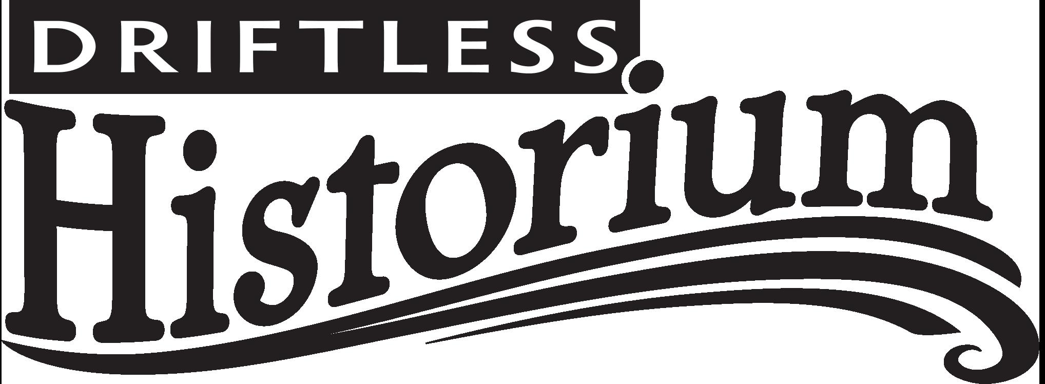 Driftless Historium logo