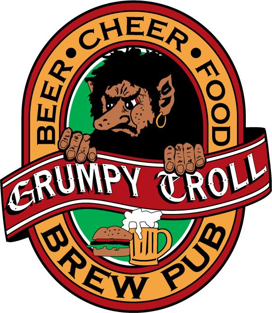 Grumpy Troll Brew Pub logo