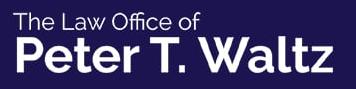 Peter Waltz Law office logo