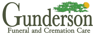 Gunderson Funeral and Cremation Care logo