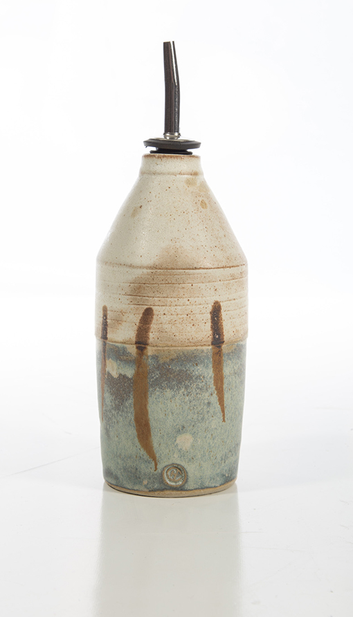 Ceramic Oil Cruet by Heidi Clayton