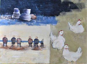 Christine Echtner's 'Breakfast at the Bowen Family Farm'