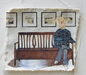 Christine Echtner's 'Marty Waits In The Hall'