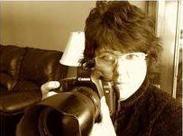 Vicki France, photograph of the artist