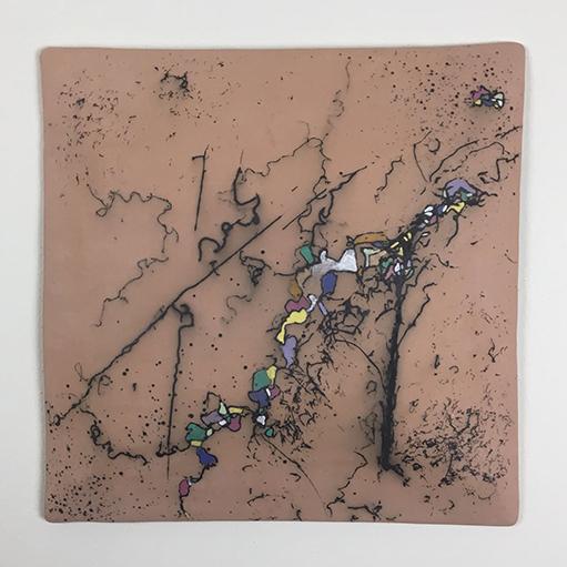 Kelley Mikel, ceramic tile
