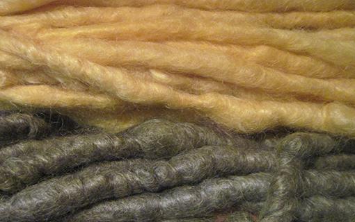 yarn made by Brenda Kraemer