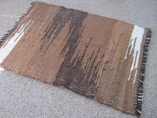 Brenda Kraemer fiber art: pillows