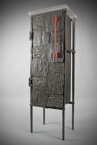 Forged Cabinet by Luke Proctor