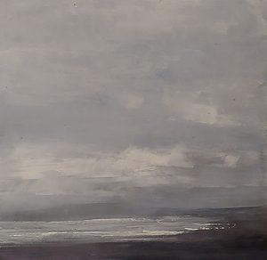 Rick Ross 'Shore' painting