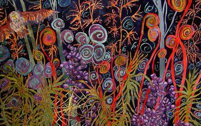 Sarah Aslakson joins the Spring Art Tour for 2021