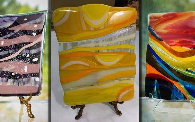 Breathtaking Art Glass from Barbara Westfall