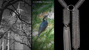 Jessica Curning-Kuenzi, photography and jewelry
