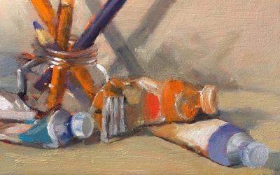 Painter Jane Varda returns for the 2021 Spring Art Tour, June 4-6