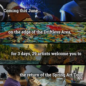 Coming This June...the Spring Art Tour
